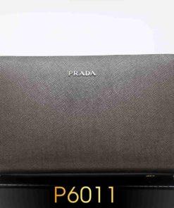 Clutch cầm tay cao cấp Prada P6011