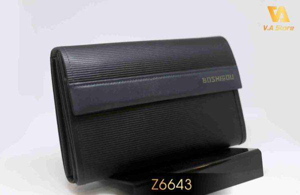 Clutch cầm tay dành cho Nam giá hấp dẫn Boshi Z6643