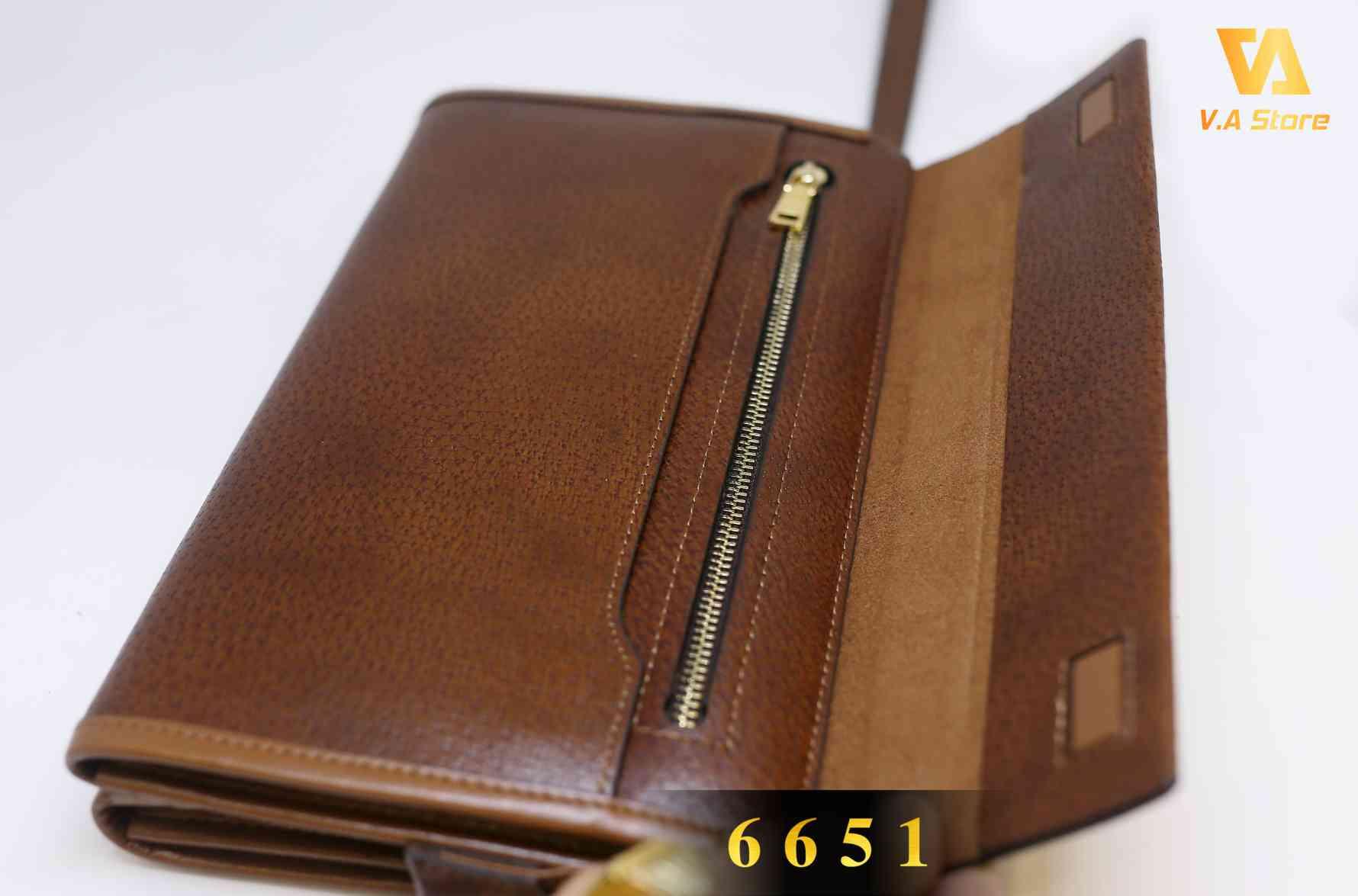 Ví Clutch cầm tay giá rẻ Boshi X6651Ví Clutch cầm tay giá rẻ Boshi X6651