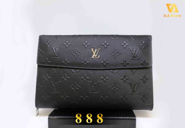 Ví Clutch Da Nam Cao cấp Louis Vuitton 888Ví Clutch Da Nam Cao cấp Louis Vuitton 888