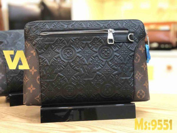 Ví Clutch Cao cấp độc đáo Louis Vuitton 9551