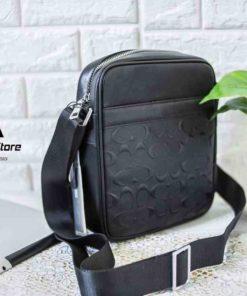 Túi đeo chéo dáng ngang Balidiya B77101A Đen