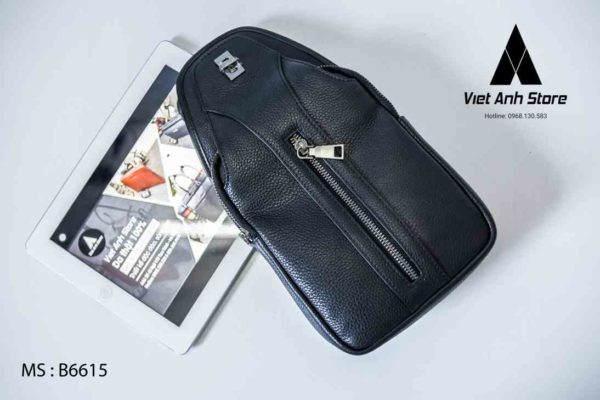 Túi Đeo Chéo Balidiya B6615 Đen