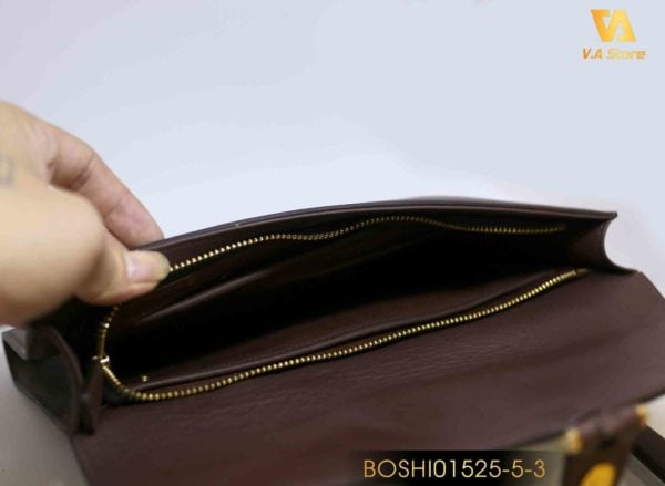 Clutch cao cấp BOSHI01525-3 là sản phẩm cao cấp đến từ thương hiệu Boshi độc quyền tại Viet Anh Store với da cao cấp lịch lãm sang trọng