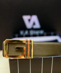 mặt khóa chữ G màu vàng