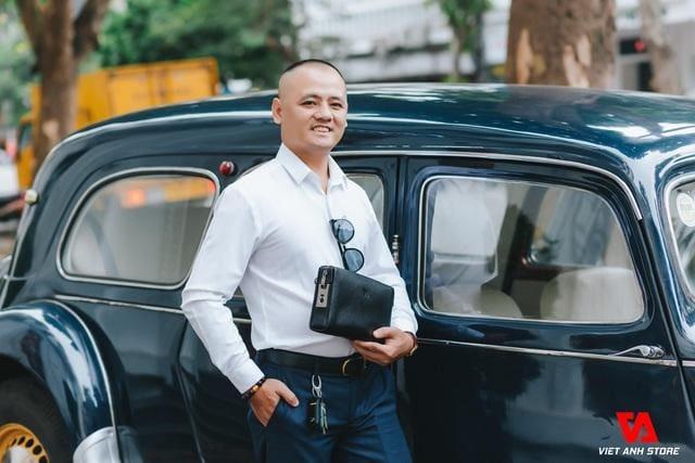 Mr. Võ Việt Anh- Hé nhìn cuộc đời của nhà sáng lập Việt Anh Store