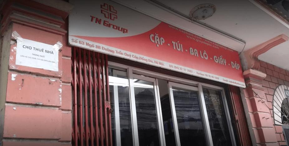 ShopTN chuyên sửa balo, cặp, túi xách vali uy tín tại Hà Nội