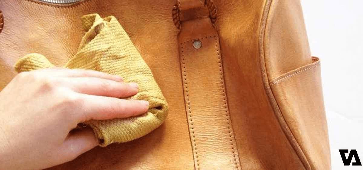 Túi da bò cần được vệ sinh thường xuyên dù không sử dụng