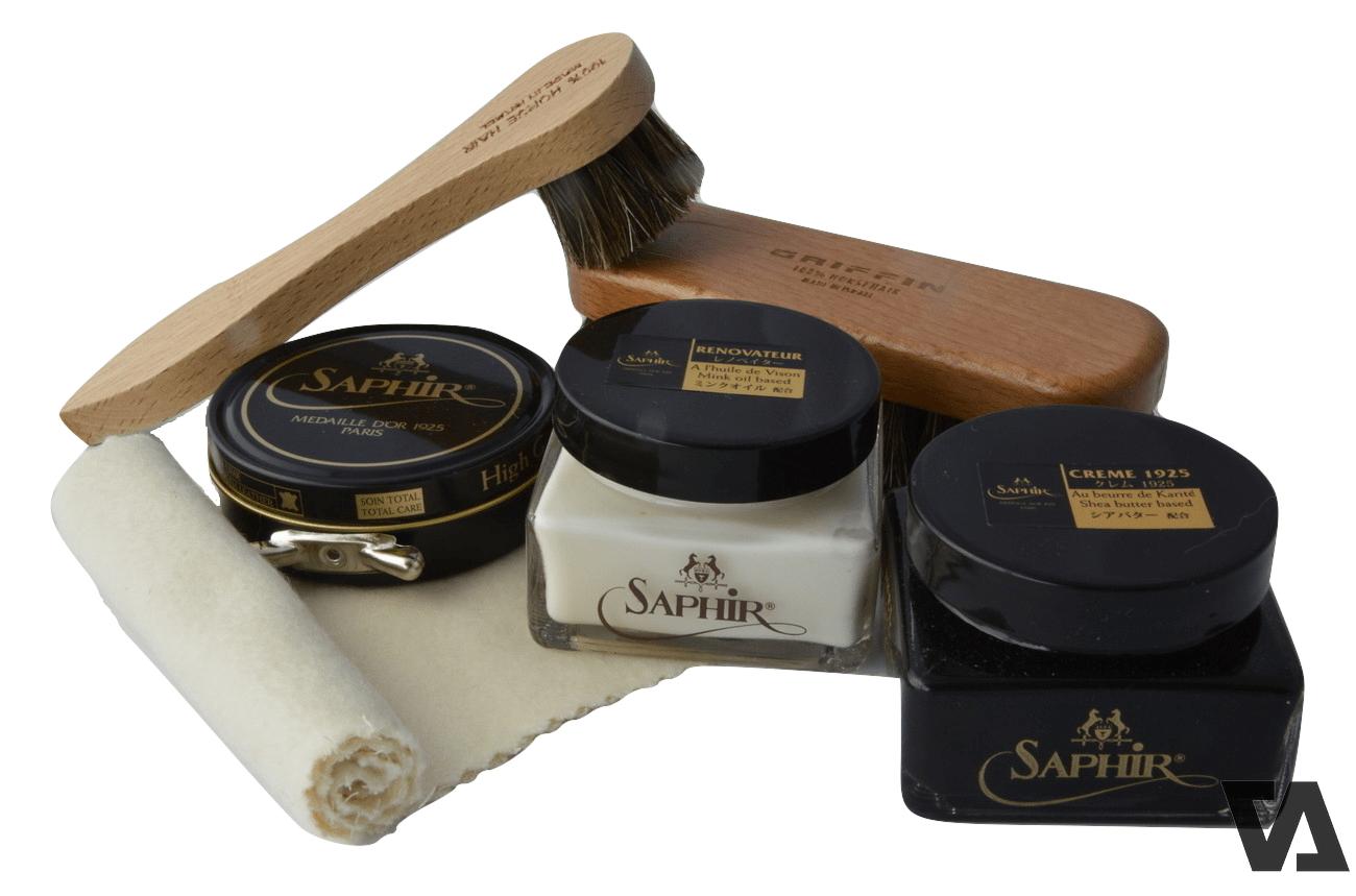 Các loại xi đánh đồ da được sử dụng rất phổ biến
